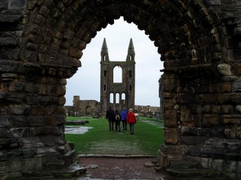 St Andrews Abbey